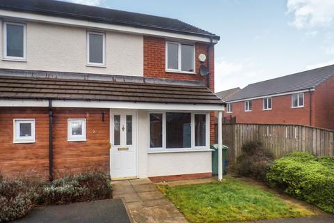3 bedroom semi-detached house to rent - Timothy Court, Stockton-on-Tees, Durham, TS18 3AU