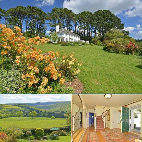 6 bedroom detached house for sale - Hele Cross, Ashburton, Newton Abbot, Devon, TQ13