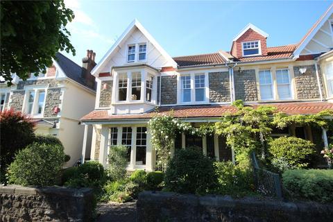 5 bedroom semi-detached house for sale - Henleaze Gardens, Bristol, BS9