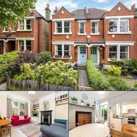 4 bedroom semi-detached house for sale - Desenfans Road, Dulwich Village, London, SE21