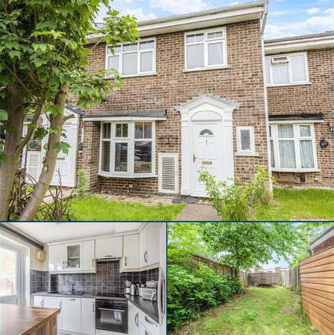 3 bedroom terraced house for sale - Barons Walk, Shirley