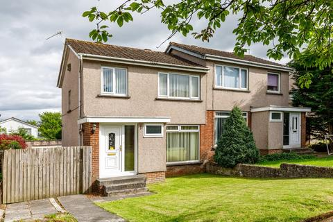 3 bedroom semi-detached villa for sale - 4 Weaver Avenue, Newton Mearns, G77 6AS