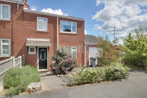 3 bedroom end of terrace house for sale - Stringers Croft, Whiston