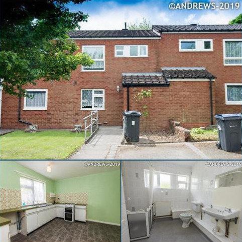 Terraced house to rent - Beech Dene Grove, Erdington, BIRMINGHAM