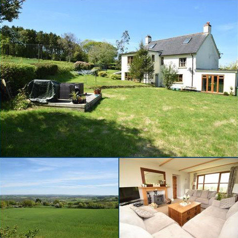 4 bedroom detached house for sale - Atherington, Umberleigh