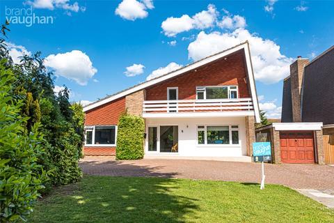 4 bedroom detached house for sale - Hazeldene Meads, Brighton, BN1
