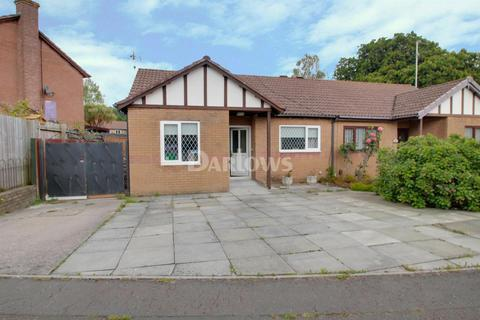2 bedroom bungalow for sale - Saffron Drive, St Mellons, Cardiff