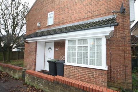 2 bedroom terraced house to rent - Biscot Road, Luton
