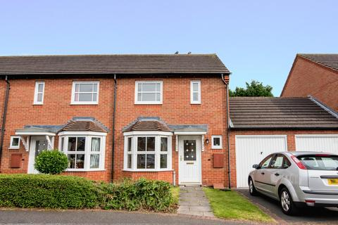 2 bedroom end of terrace house to rent - Wheatmoor road, Sutton Coldfield, B757HH