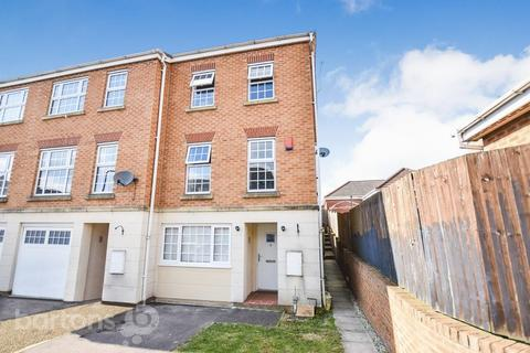 4 bedroom terraced house for sale - Silverwood Close, Woodlaithes Village