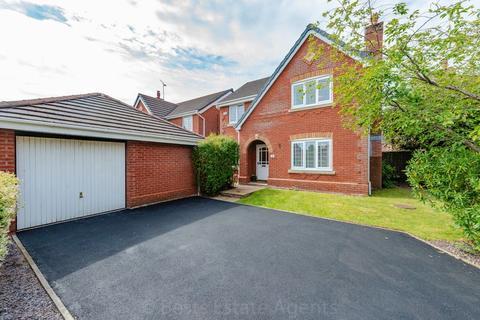 4 bedroom detached house for sale - Lockwood View, Bridgewater Grange, Preston Brook, Runcorn