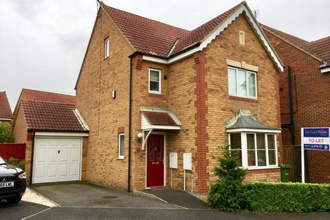 4 bedroom detached house to rent - Bamburgh Court, Ingleby Barwick