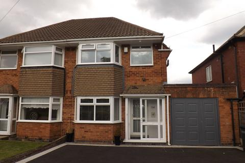 3 bedroom semi-detached house to rent - Yardley Wood Road, Shirley, Solihull