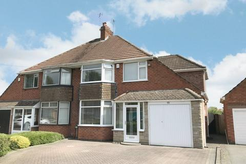 4 bedroom semi-detached house for sale - Scott Road, Solihull