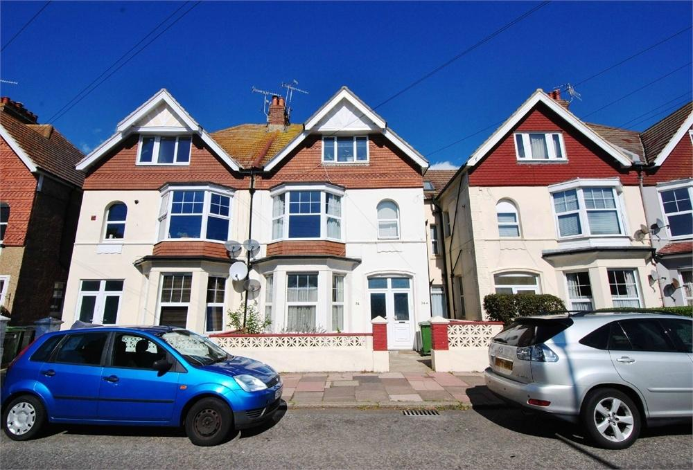 2 Bedrooms Flat for sale in Wickham Avenue, BEXHILL-ON-SEA, East Sussex