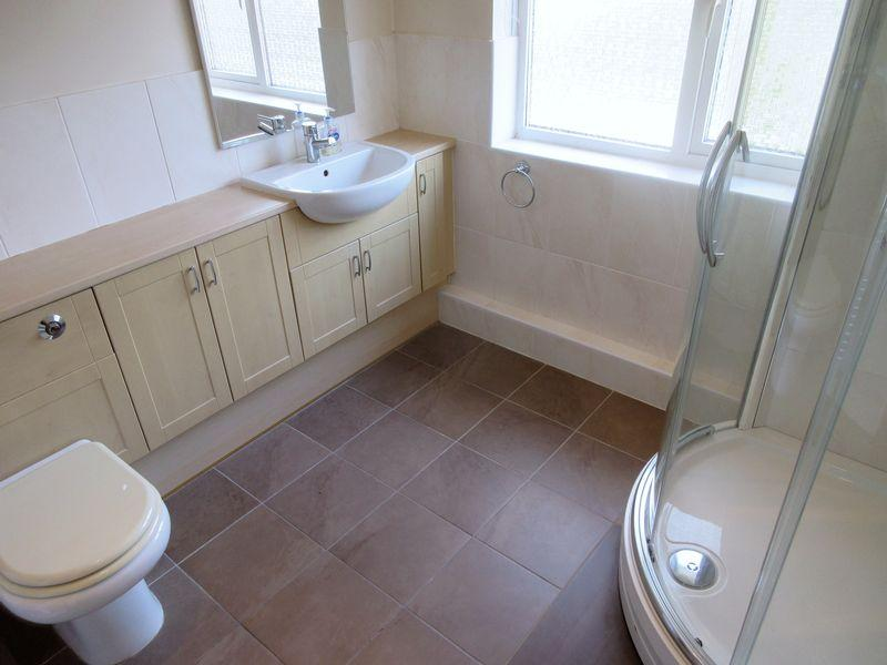 Re Fitted Shower Room