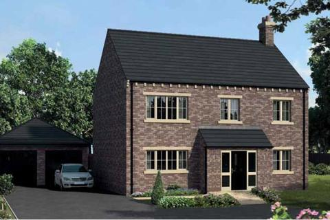5 bedroom detached house for sale - ADDLEBOROUGH PLOT 81 PHASE 3, Weavers Beck, Green Lane, Yeadon