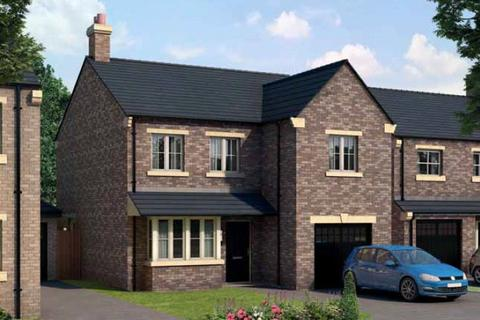 4 bedroom detached house for sale - WOODALE PLOT 82 PHASE 3, Weavers Beck, Green Lane, Yeadon