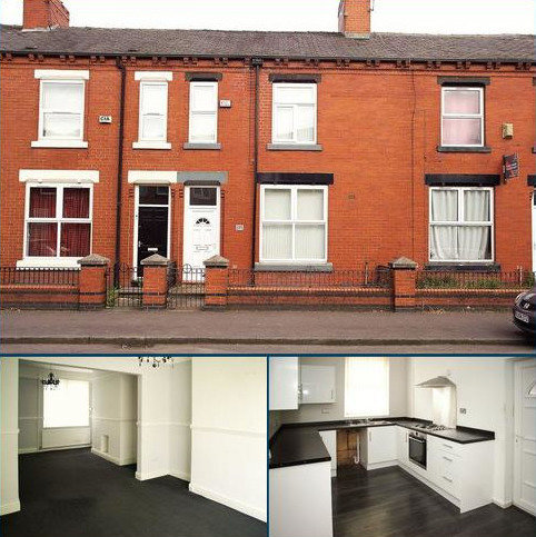 3 bedroom terraced house to rent - Lightbowne Road, Manchester