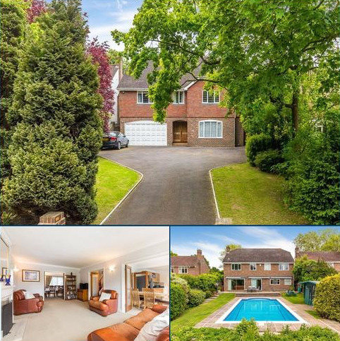 6 bedroom detached house for sale - Alleyn Park, West Dulwich, London, SE21