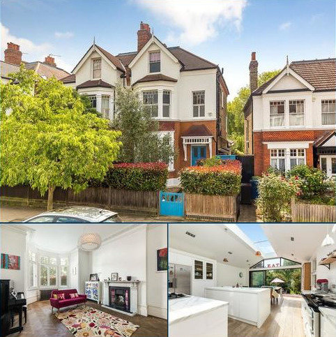 5 bedroom semi-detached house for sale - Eynella Road, Dulwich Village, London, SE22