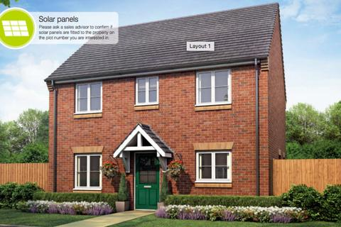 4 bedroom detached house for sale - Plot 218 The Kelso, Whittlesey Green
