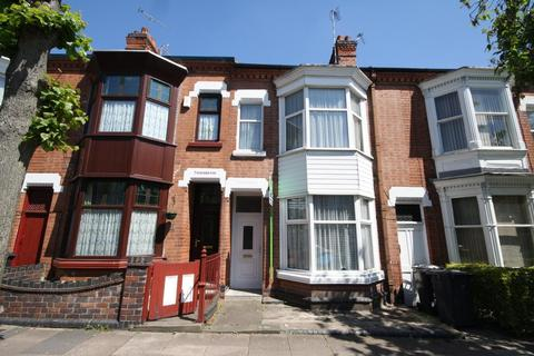 3 bedroom terraced house to rent - Harrow Road, Leicester