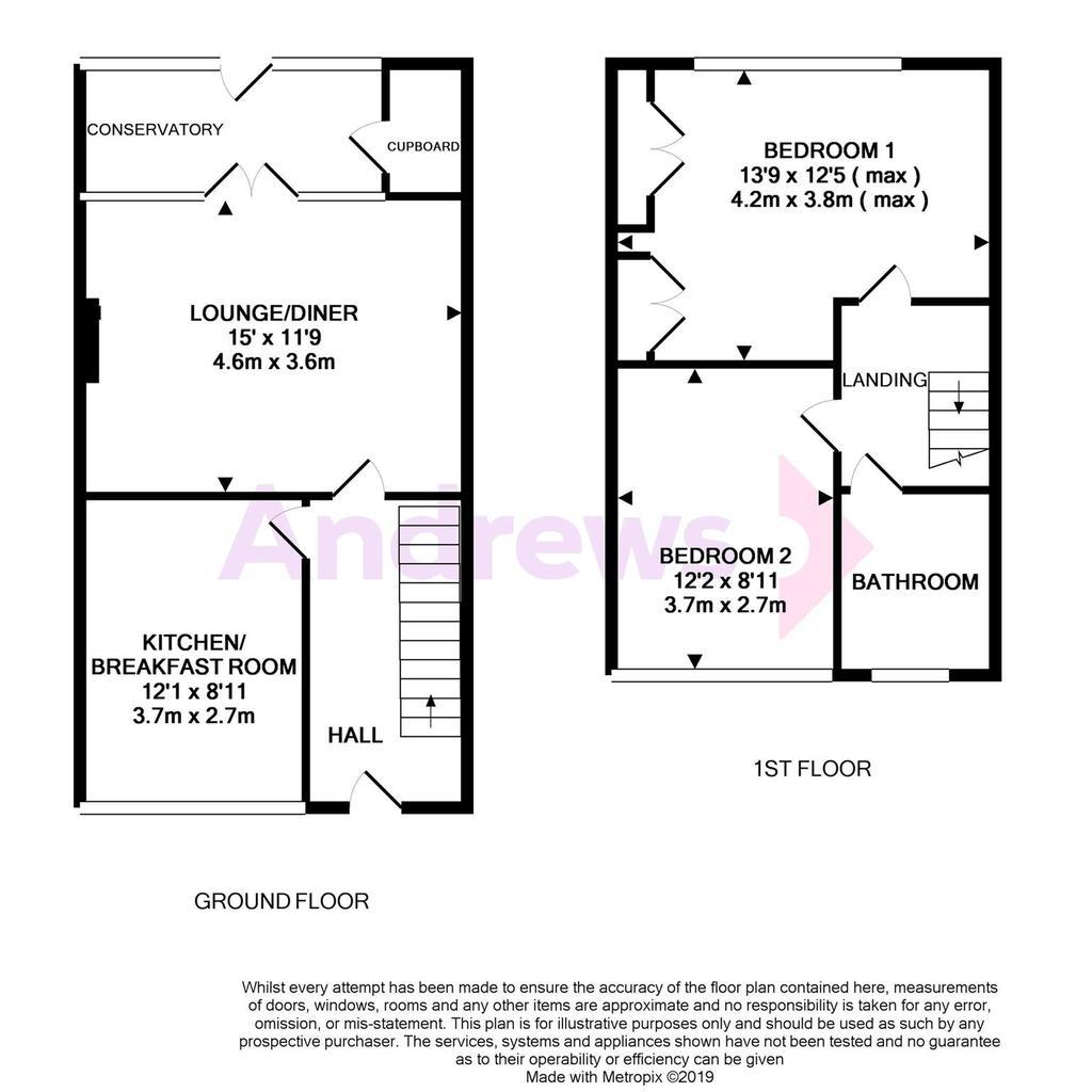 Floorplan: Metropix12507000