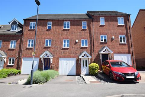 3 bedroom terraced house for sale - Highfields Park Drive, Darley Abbey, Derby