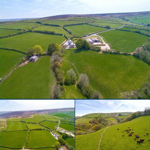 Farm for sale - Whole - Fellingscott Farm, Brendon, Lynton, Devon, EX35