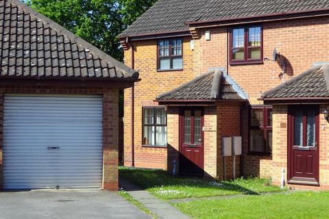 2 bedroom terraced house for sale - Yewdale Grove, Oakwood, Derby