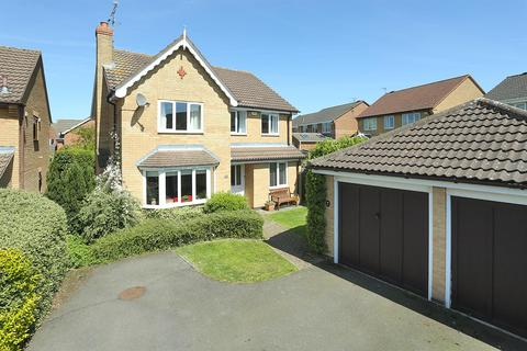 4 bedroom detached house for sale - Hagley Close, Market Harborough
