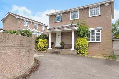 4 bedroom detached house for sale - Footshill Close, Bristol