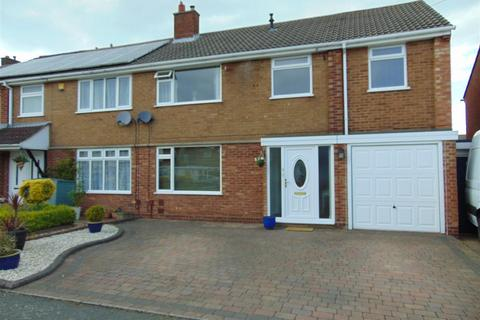 4 bedroom semi-detached house for sale - Tenbury Close, Aldridge
