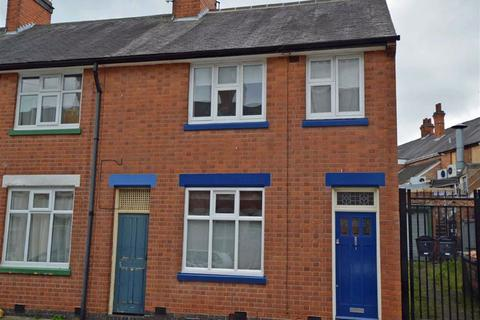 3 bedroom end of terrace house for sale - Carlisle Street, Off Glenfield Road