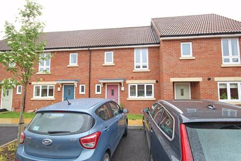 2 bedroom terraced house for sale - Plough Square, Bishops Cleeve, Cheltenham, GL52
