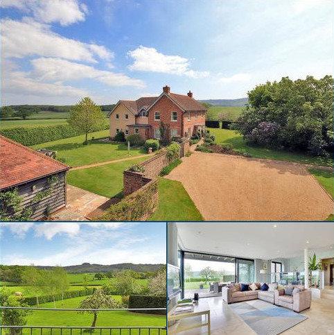 5 bedroom detached house for sale - Novington Lane, East Chiltington, Lewes, East Sussex, BN7
