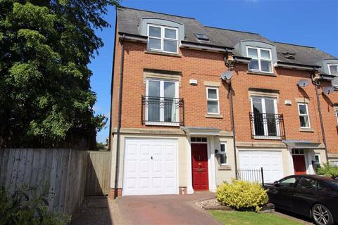 3 bedroom townhouse for sale - St Katherines Court, Bass Street, Derby