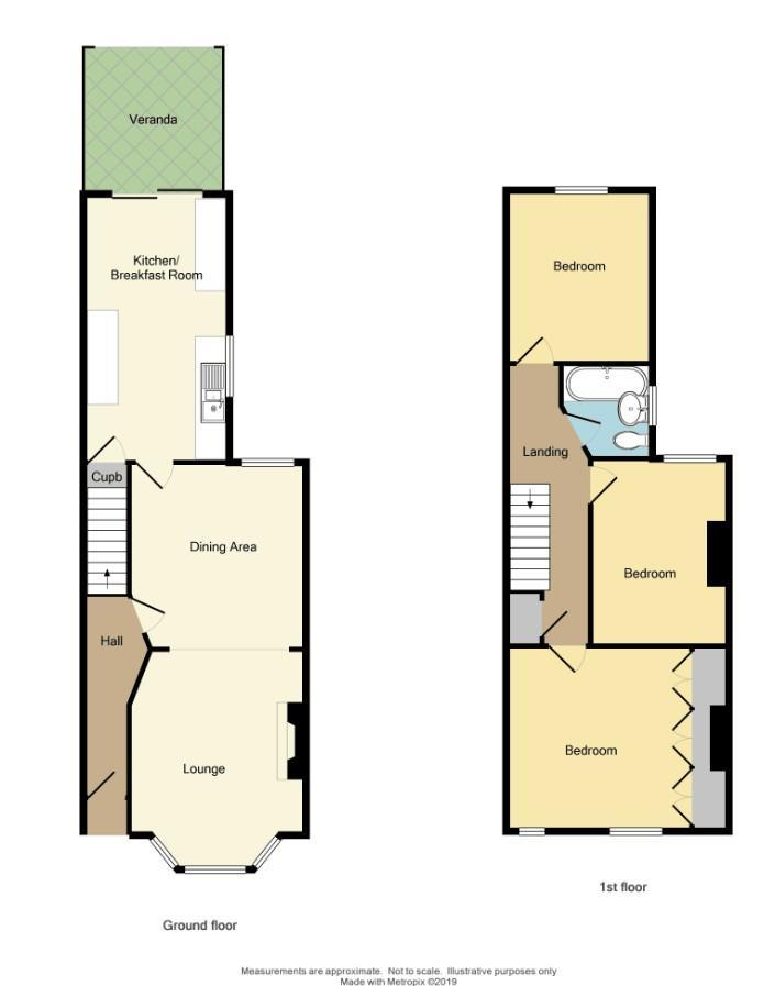 Floorplan: Floorplan Berkeley Road North