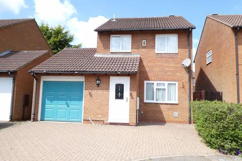 3 bedroom detached house for sale - Avebury Way, East Hunsbury, Northampton