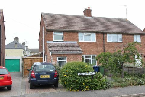 3 bedroom semi-detached house to rent - Anglers Way, Cambridge