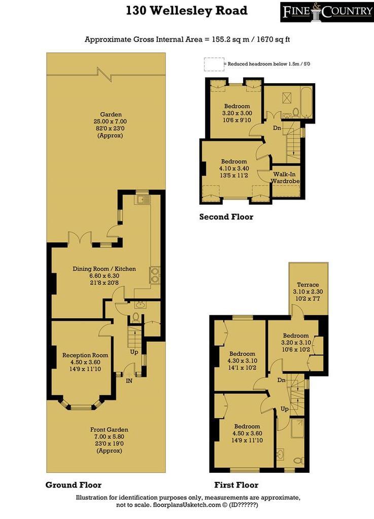 Floorplan: Wellesley Road