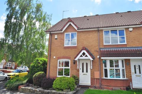 2 bedroom end of terrace house for sale - Whitefriars Drive, Halesowen