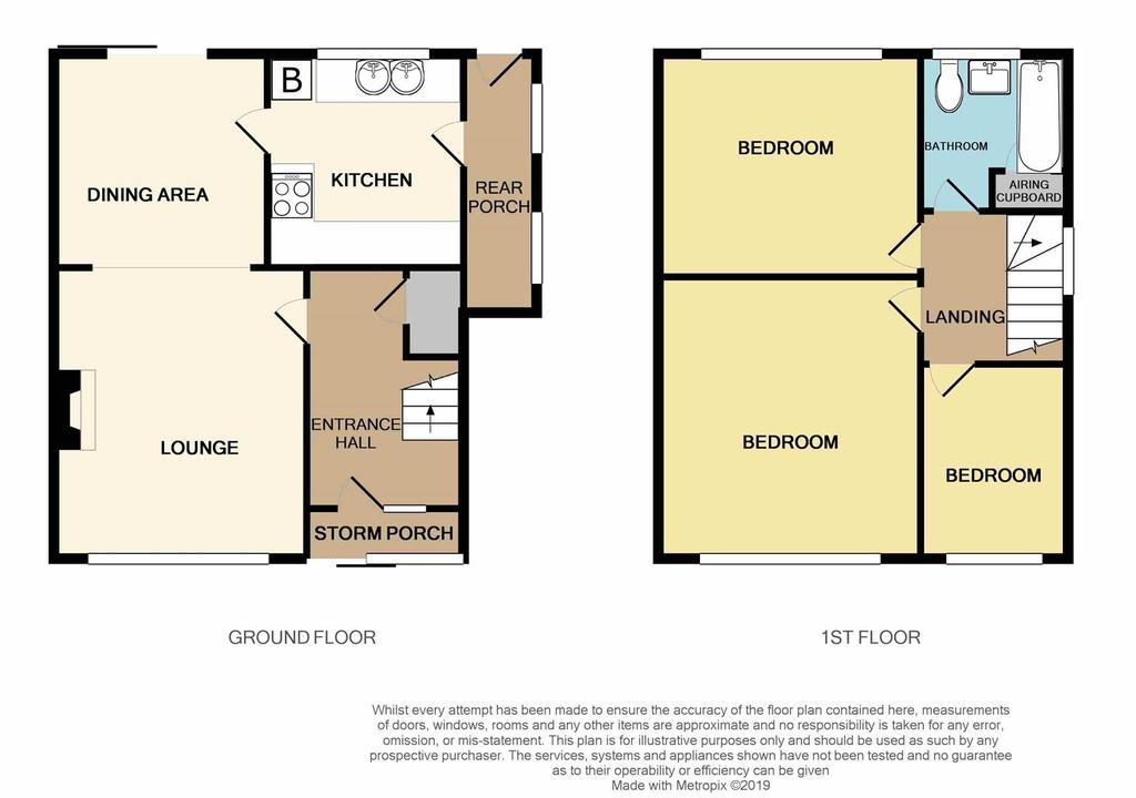 Floorplan: 63 Cobham Road Halesowen B633 JZ print.JPG