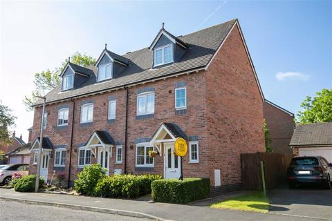 3 bedroom end of terrace house for sale - Taylor Drive, Nantwich, Cheshire