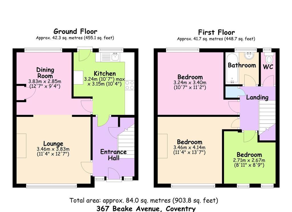 Floorplan: 367 Beake Avenue Coventry.JPG
