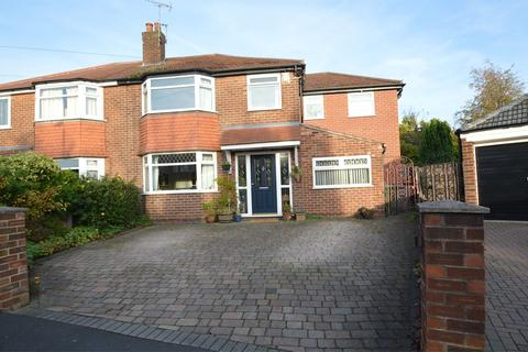 4 bedroom semi-detached house for sale - Redcroft Road, Sale, M33