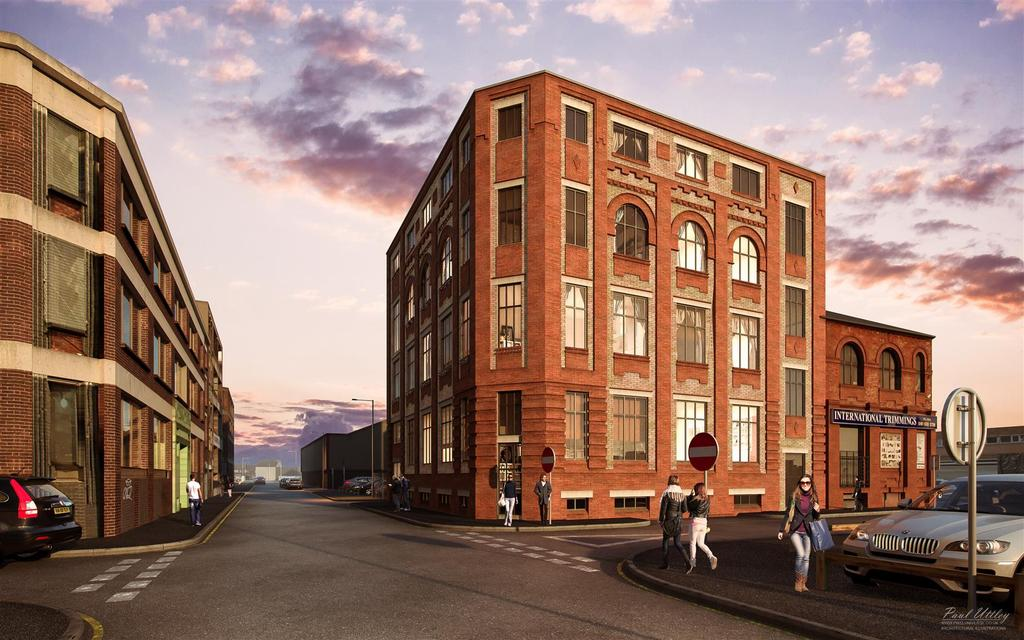 Manchester Ancoats The Cartwright Front.jpg