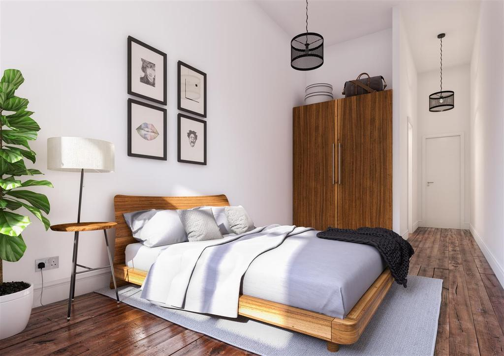 Manchester Ancoats The Cartwright Bedroom.jpg