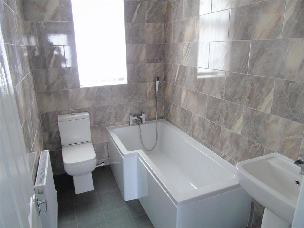 New Family Bathroom